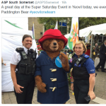 PCSOs at Super Saturday